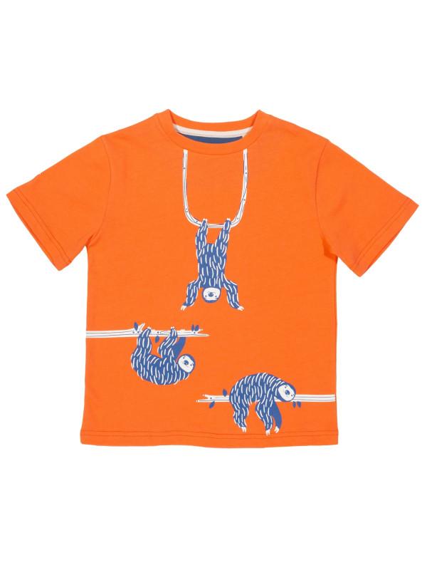 Tricou băieţi Sloth