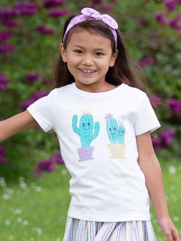 Tricou Cactus pentru fete