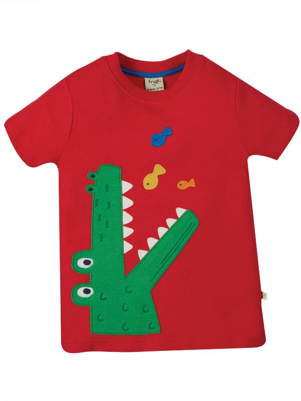 Tricou pentru copii Carsen Croc