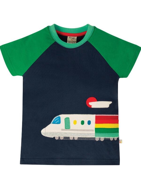 Tricou Rafe Train