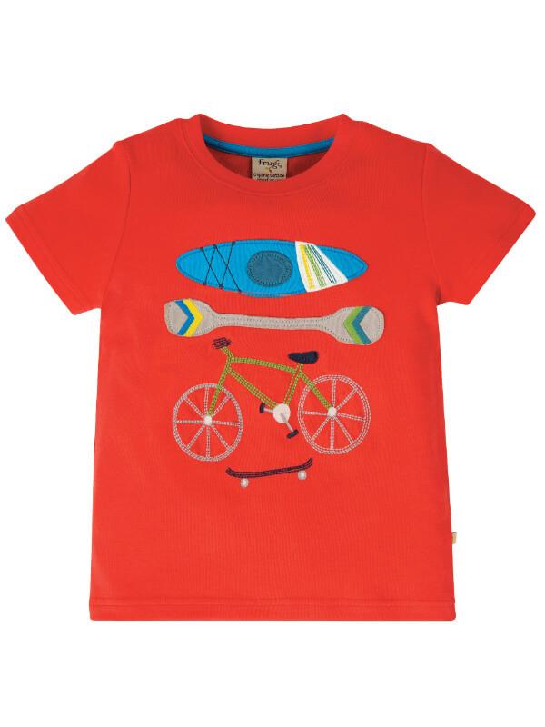 Tricou copii Carsen Sports