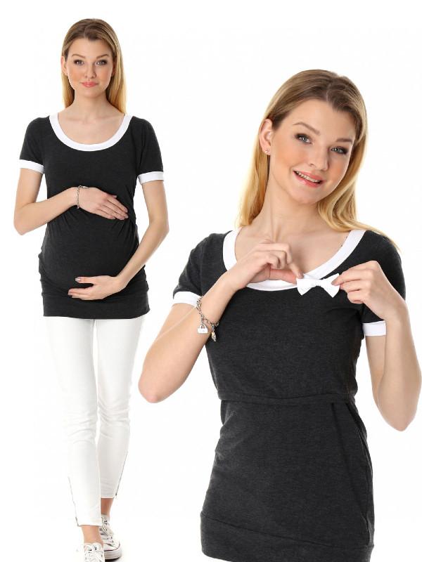 Tricou sarcină şi alăptare Alda