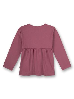 Bluză cu nasturi Purple