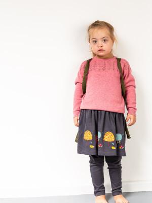 Bluză tricotată Honovi Rose
