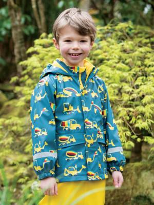 Jachetă impermeabilă Puddle Buster Dig A Rainbow