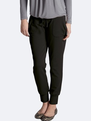 Pantaloni negri pentru gravide