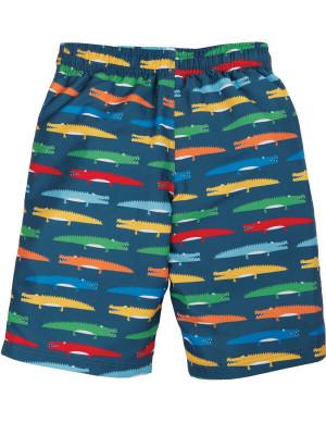 Pantaloni plajă băieţi Board Shorts Crocs
