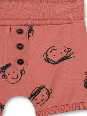 Pantaloni scurţi Bloomy Rose