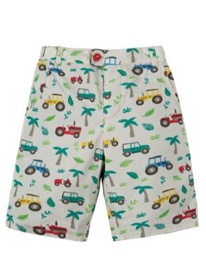 Pantaloni scurţi cu două feţe Reuben Tropical Tresco