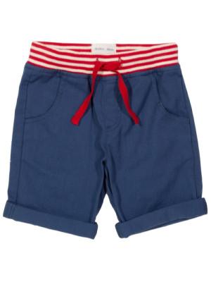 Pantaloni scurţi Mini Yacht Navy