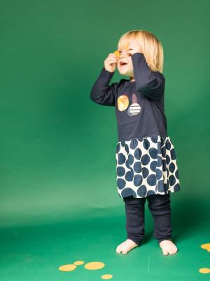 Rochiţă bumbac organic fete Doba
