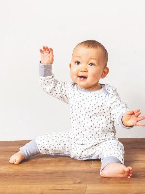 Salopetă bebeluşi Wayan Dashes