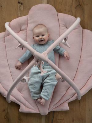 Salteluţă joacă bebe Ocean Pink