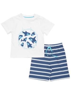 Set pantaloni scurţi şi tricou Orca