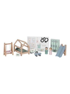 Accesorii lemn căsuţă păpuşi – Cameră copii