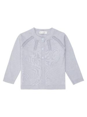 Cardigan tricotat Alma Icegrey