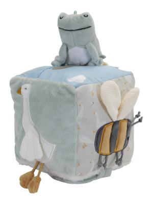 Cub moale de activităţi bebe Little Goose