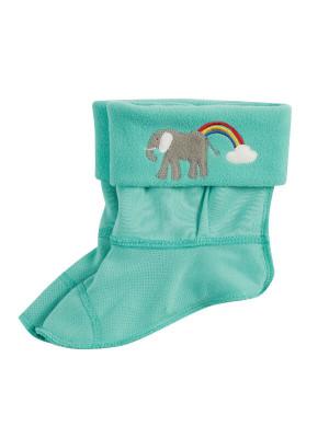 Inserturi pentru cizme cauciuc Warm Up elefanti