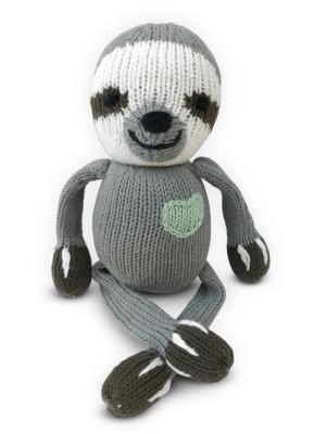 Jucărie croșetată mica Eli The Sloth