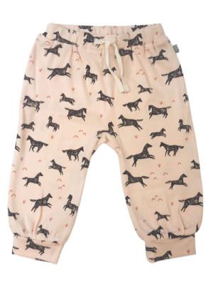 Pantaloni bebe harem Wildhorses