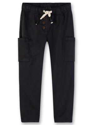 Pantaloni casual cu buzunare