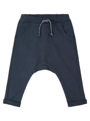 Pantaloni copii Charles Navy