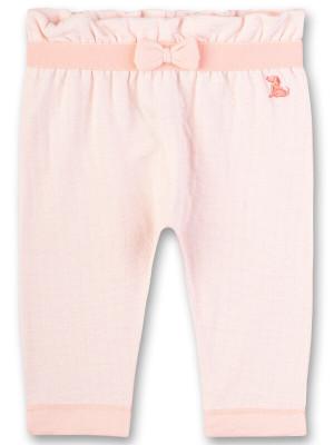 Pantaloni eleganţi bebeluşe, roz