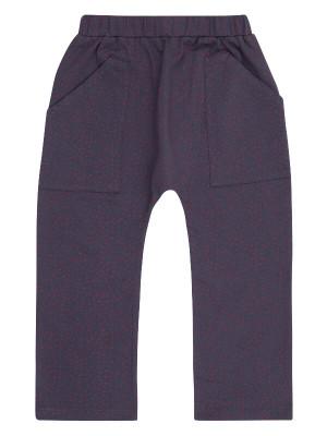 Pantaloni fete Talia Navy