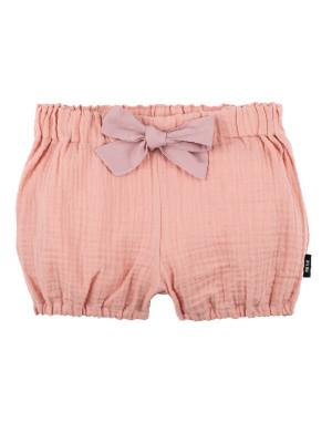 Pantaloni scurţi muselină Coral Peach