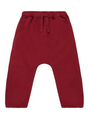 Pantaloni toamnă bebe Pello Red