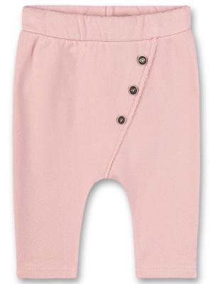 Pantaloni unisex Sanetta Pure, roz