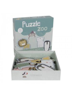 Puzzle Animale Zoo
