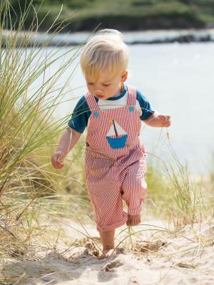 Salopetă de vară bebe Godrevy