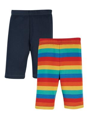 Set 2 perechi pantaloni scurţi Laurie