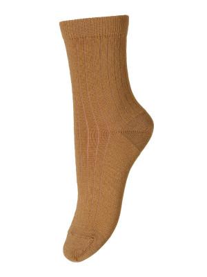 Şosete lungi lână rib Wood Thrush