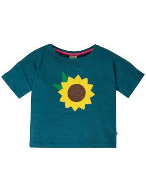 Tricou fetiţe Myla Flower