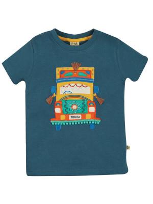 Tricou pentru copii Carsen Truck