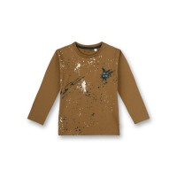 Bluză băieţi Golden Brown