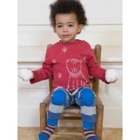 Bluză bebe Snowy Bear