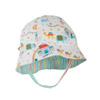 Pălărie reversibilă bebe Hazy