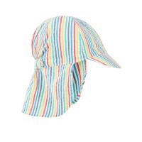 Pălărie soare Seersucker multicolor