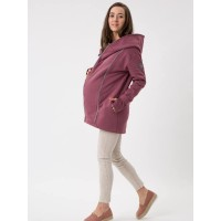 Palton sarcină şi babywearing Kaya Rose Brown