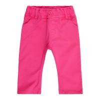 Pantaloni bebe căptuşiţi din twill Kalani Pink