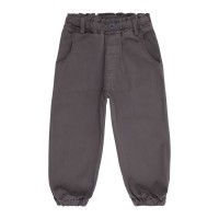 Pantaloni căptuşiţi twill Kaito Anthracite