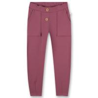 Pantaloni cu buzunare Dark Orchid Purple