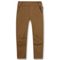 Pantaloni din twill Golden Brown