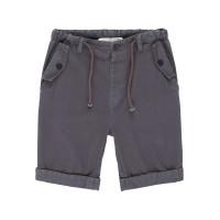 Pantaloni din twill Ulli Navy