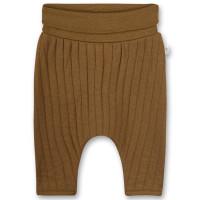 Pantaloni Doubleface Golden Brown