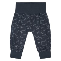 Pantaloni lungi bebe Sjors Blue