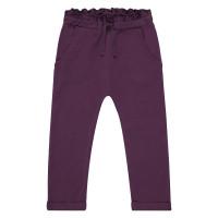 Pantaloni lungi bebe Vilda Purple